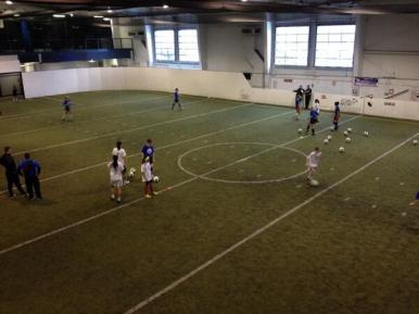 We stopped in to check out the talent at FCKC's open tryouts this season.