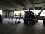 Rain and cold temperatures couldn't keep us from tailgating before the game vs the Chicago Red Stars on April 30th.