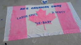 KC's Canadian swag last season included Ladiie Spitz (Tiffany Cameron), D. Scott (Desiree Scott), and Sezzle-Baby (Lauren Sesselmann).