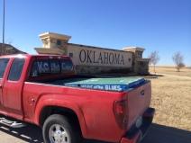 The Blue Crew invades Oklahoma