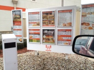 Had to make sure we hit up Whataburger, the other outstanding burger place we don't have here in KC, on the way home.