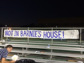 Another banner feature from our unofficial Barnie Appreciation Day